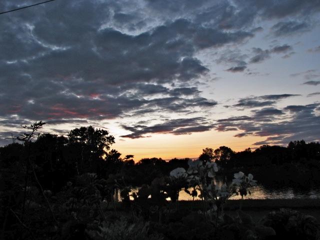 Governor's Lane sunset planter #2