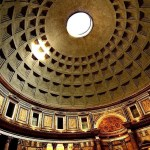 building the Pantheon is like writing a great book