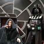 Darth Vader and Emperor