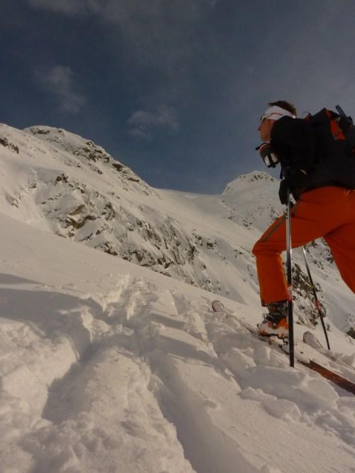 Mountainspace - Surettahorn scialpinismo P1080825