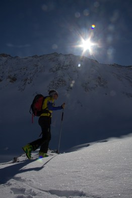 Grieshorn scialpinismo - canale nord (3)