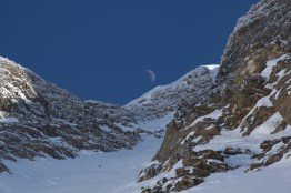 Grieshorn scialpinismo - canale nord (7)