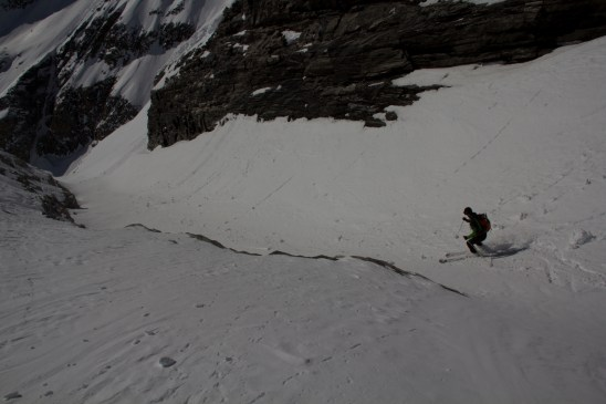 Mountainspace - Breithorn simplon scialpinismo 210
