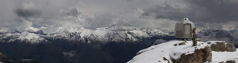 Grignetta nevicata maggio