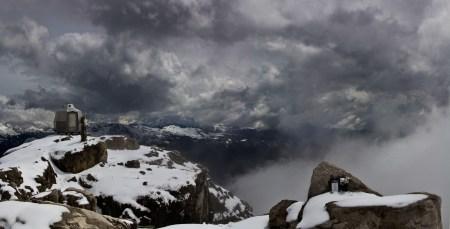 Grignetta nevicata maggio 4