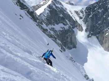 pizzo del ferro orientale sci ripido discesa sci capanna albigna mountainspace (3)