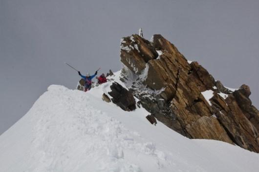 Scialpinismo monte rosa monte rosa highway skialper capanna margherita giacomo longhi mountainspace vincent parrot corno nero balmenhorn zumstein - (14)