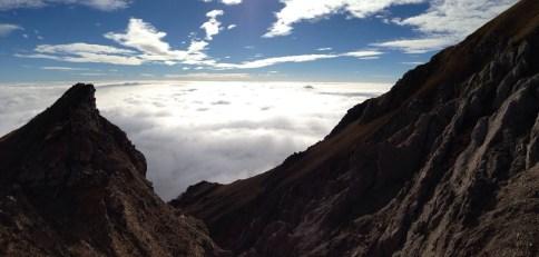 Grignetta segantini mare di nuvole giacomo longhi michle gusmini marco ballerini magnaghi bivacco climb lecco forno della grigna camp mountainspace (4)