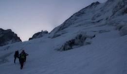 Presanella couloir dell'S rifugio denza velon stavel mountainspace giacomo longhi valentino cividini cima di vermiglio tonale climb muraccia camp cassin (3)