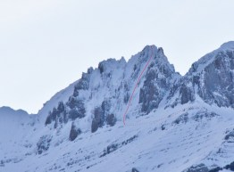 Monte Olimpo - Couloir Mitykas