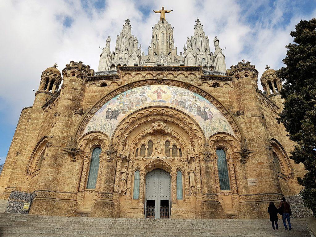 Chiesa del Sacro Cuore sul Tibidabo