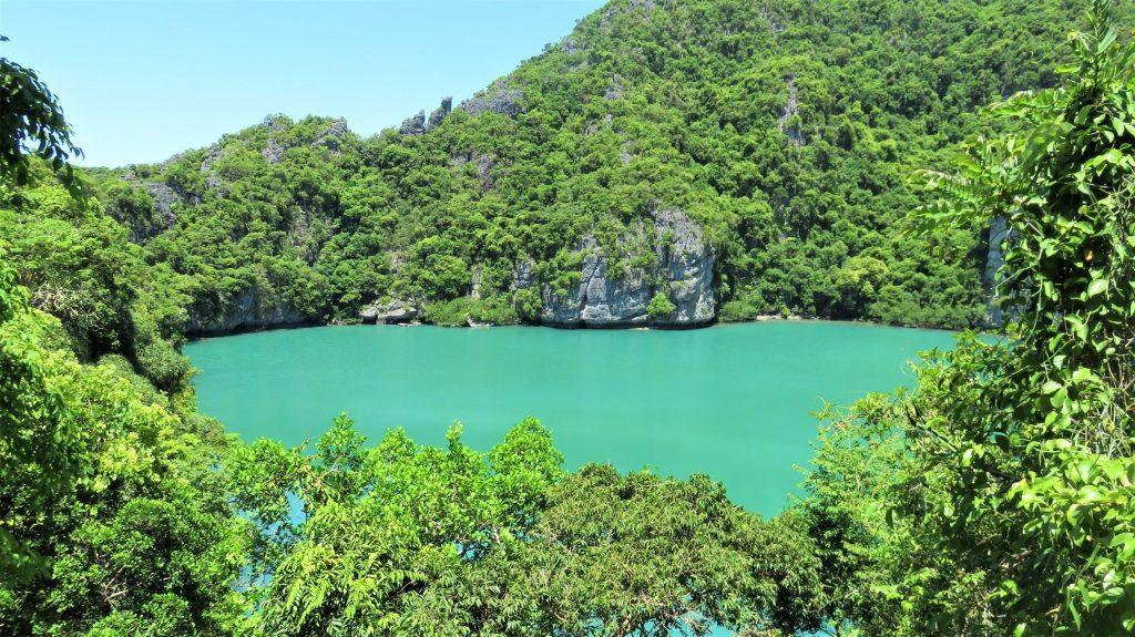 lago di smeraldo koh samui