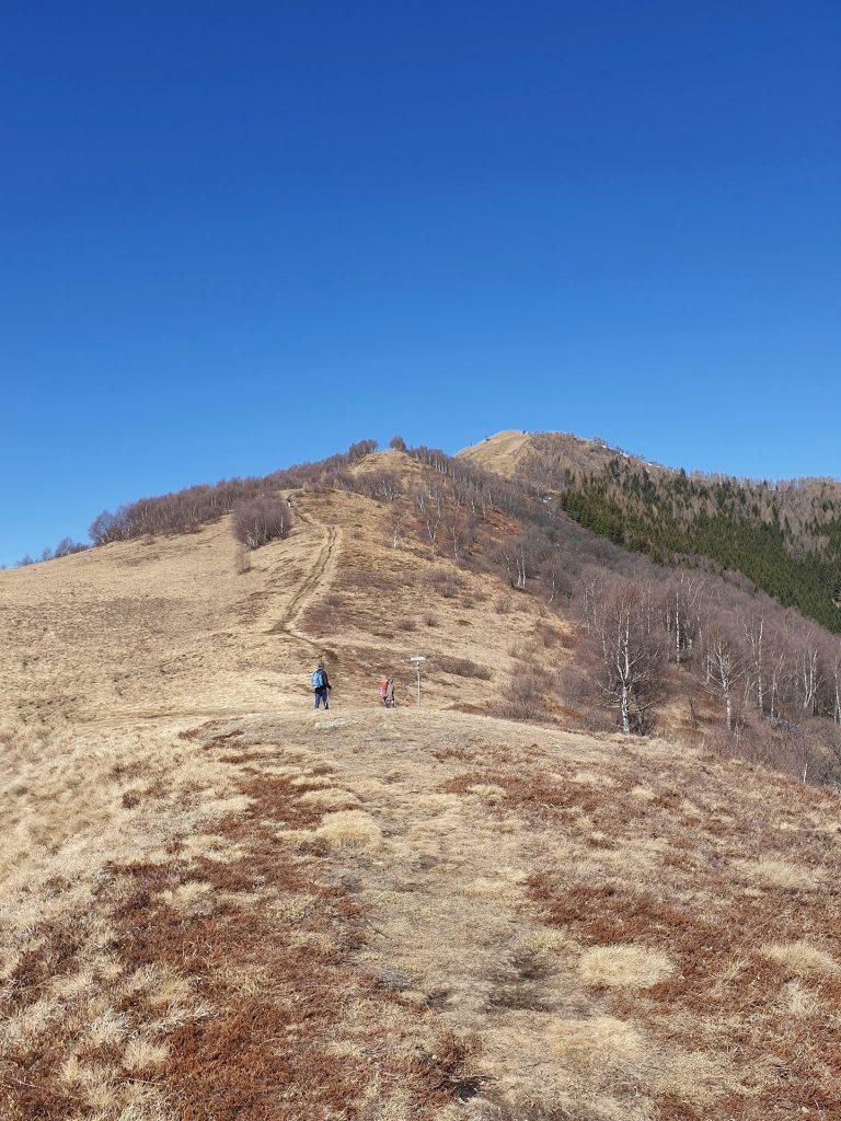 Sentiero Monte Muggio