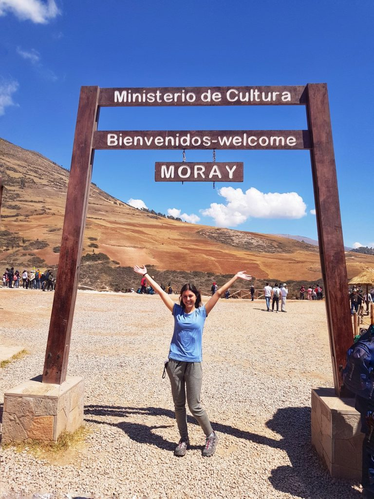 sito di moray valle sacra