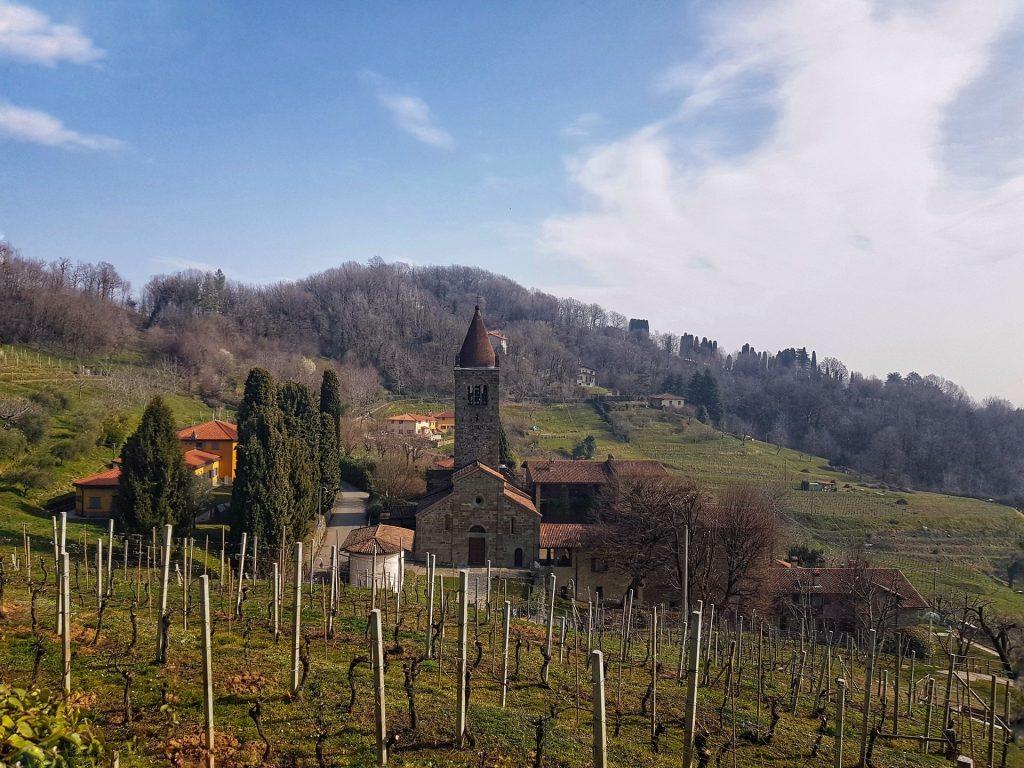 Bellissima Abbazia di Sant'Egidio