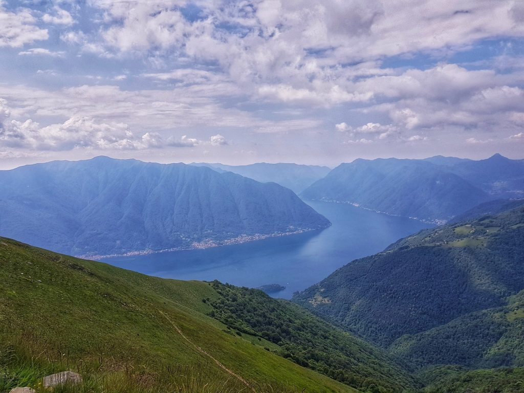 Panorama Lago di Como