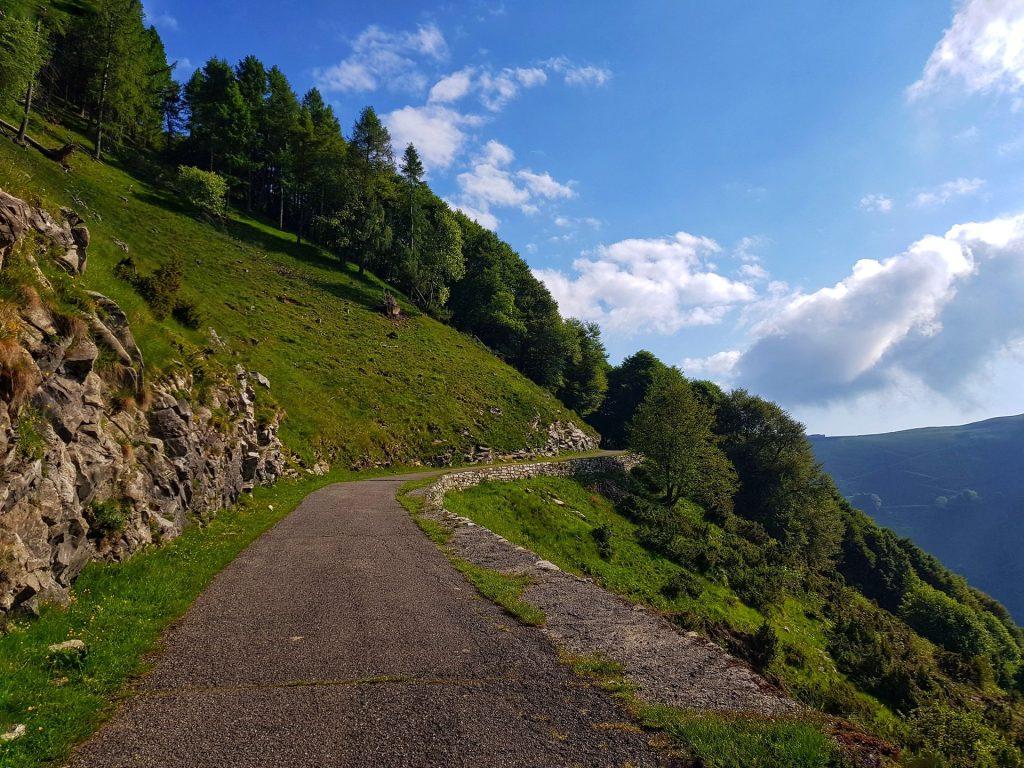 Provincia di Como fino al rifugio Venini