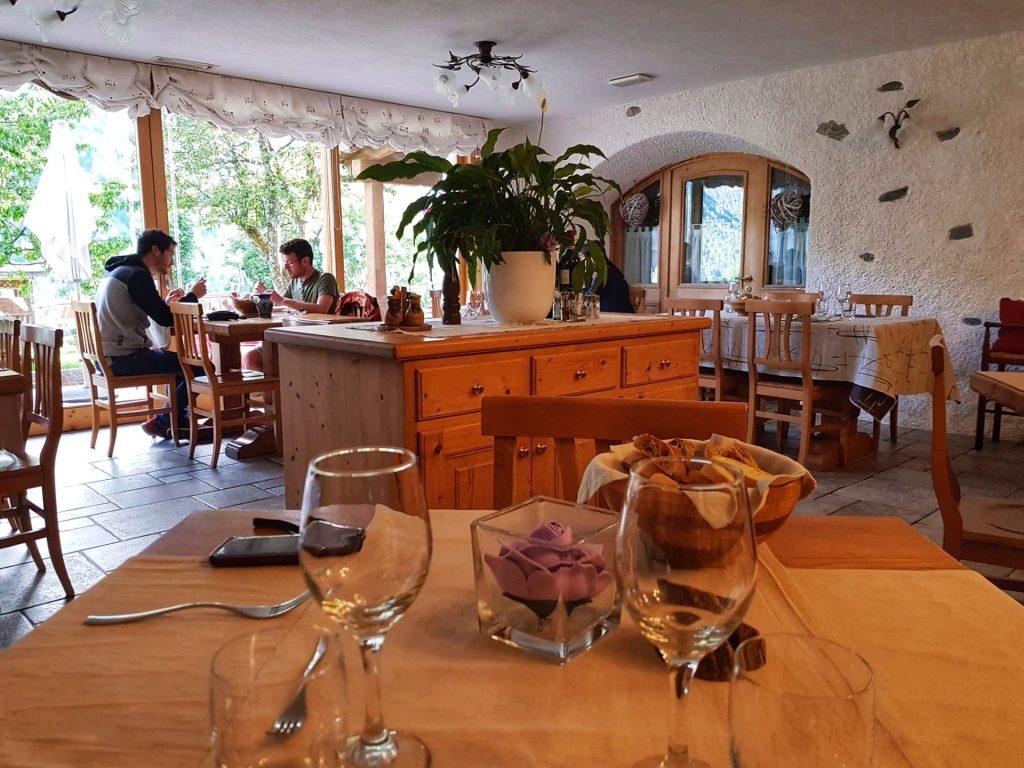 Sala da pranzo raethia