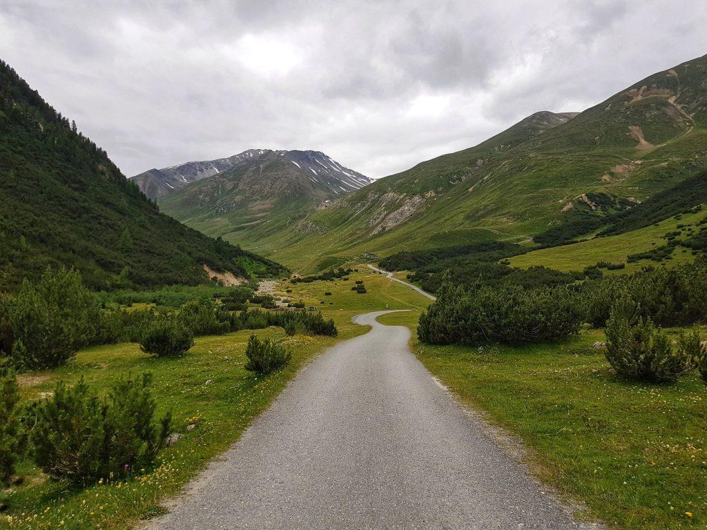 Sentiero Pianeggiante Val federia