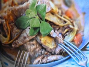 carne in insalata