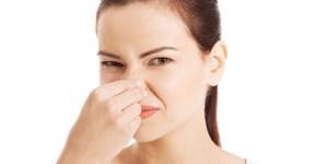 elimina il cattivo odore