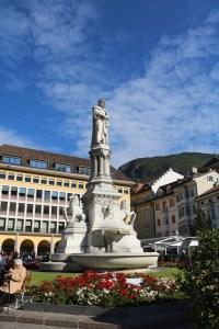statua di Bolzano