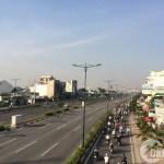 Dự án bất động sản đua nhau mọc lên dọc đại lộ đẹp nhất Sài Gòn