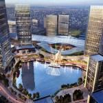 Lộ diện bản quy hoạch đồ xộ ga Hà Nội của nhà đầu tư Nhật Bản