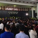 Hàng nghìn người tiễn đưa PGS Văn Như Cương trong nước mắt