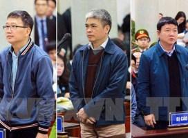 Những điểm đặc biệt trong phiên tòa xét xử bị cáo Đinh La Thăng và đồng phạm