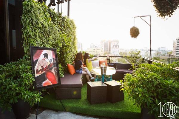 Terrace café - 2