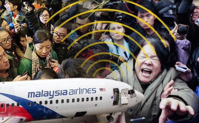 Bí ẩn mới trong vụ MH370: Điện thoại hành khách vẫn đổ chuông sau 4 ngày mất tích