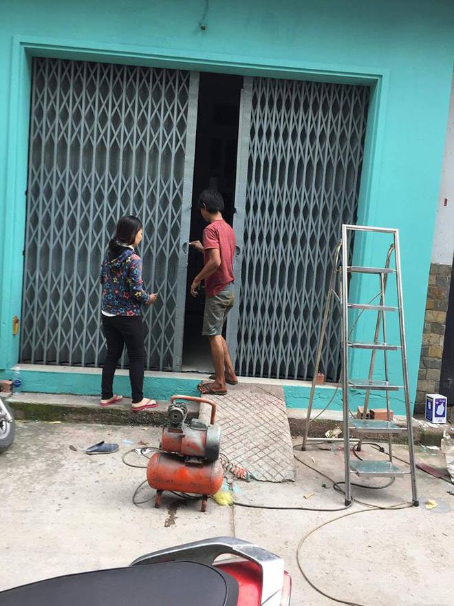 Vụ cô giáo viết đơn xin xã hội đen cho đi dạy ở Sài Gòn: Chính quyền sơn lại nhà - Ảnh 2.