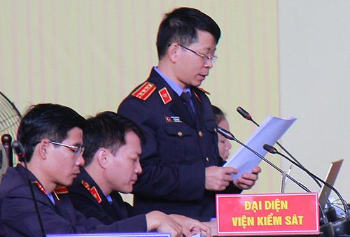 Ông Phan Văn Vĩnh bị đề nghị phạt 84-90 tháng tù