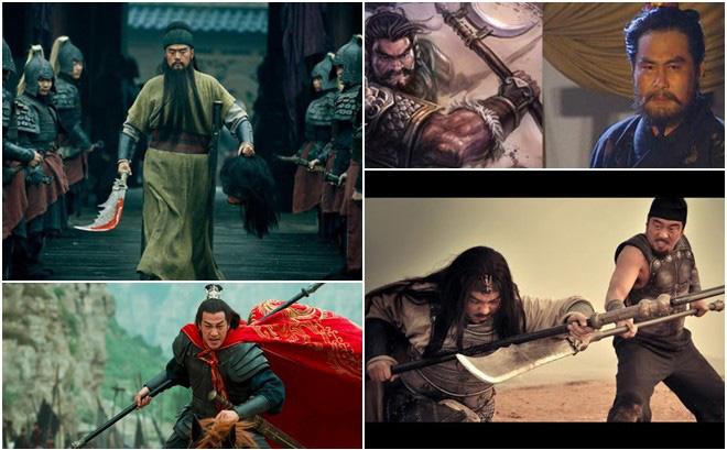 6 võ tướng khỏe nhất trong Tam Quốc diễn nghĩa: Quan Vũ, Lữ Bố vẫn xếp sau nhân vật này