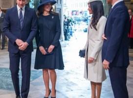 """Trước thông tin hai cháu dâu xích mích, Nữ hoàng Anh đã đưa ra quyết định này để """"dẹp yên"""" mọi chuyện"""