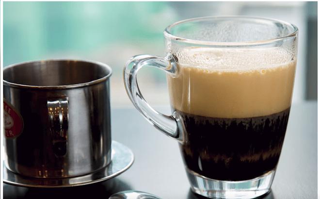 Cách pha cà phê trứng đúng chuẩn - đồ uống được phục vụ tại hội nghị thượng đỉnh Mỹ Triều