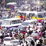 """Chuyên gia hiến kế """"lạ"""": """"Không cho dân ra đường thì hết kẹt xe"""""""