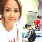 Con trai 4 tuổi không chịu ăn cơm, nữ diễn viên Đài Loan đã mạnh tay làm một điều khiến nhiều người trầm trồ