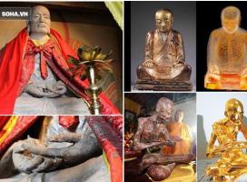 Giai thoại kỳ bí về ngôi miếu kỳ dị nhất TQ: Bên trong mỗi pho tượng là 1 thân người!