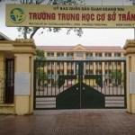 Thầy giáo dạy Toán nghi dâm ô nhiều nam sinh ở Hà Nội: Nếu phạm tội, mức án cao nhất lên đến 7 năm tù