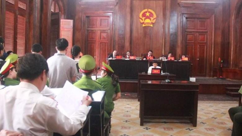 Ngọc Miu bị đề nghị án 20 năm tù, người tình Văn Kính Dương cùng 5 đồng phạm mức tử hình