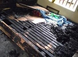 Vụ con gái phóng hỏa đốt nhà ở Hà Nam: Người mẹ đã tử vong