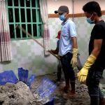 Vụ xác người trong khối bê tông: 2 nạn nhân bị giết là do 'quỷ nhập hồn'