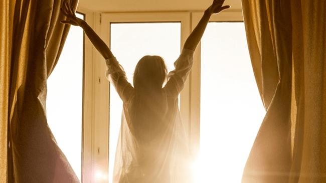 Người có thể làm chủ được buổi sáng, mới có thể làm chủ được đường đời của mình