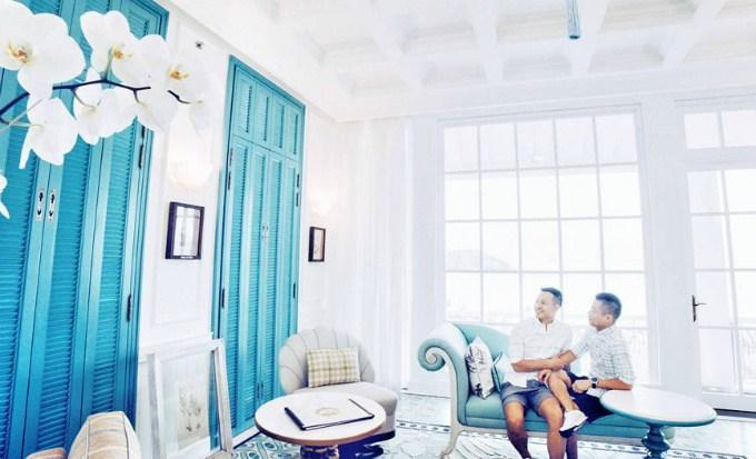 Ba resort cao cấp ở Việt Nam dành cho giới sao và 'hội con nhà giàu'