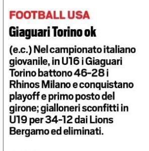 16/11/2016 - Tuttosport