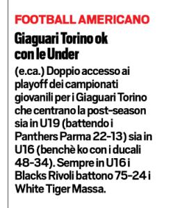 18/11/2015 - La Stampa
