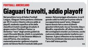 23/05/2016 - Tuttosport