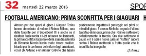 22/03/2016 - Cronaca Qui